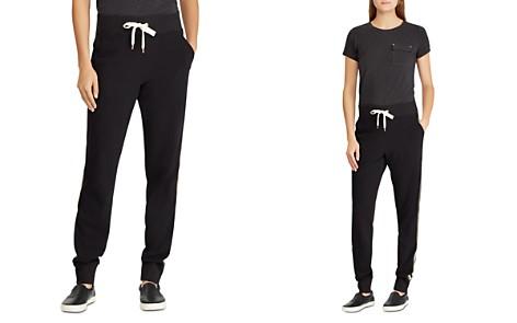 Lauren Ralph Lauren Side-Stripe Jogger Pants - Bloomingdale's_2