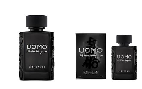 Salvatore Ferragamo Uomo Signature Eau de Parfum 1.7 oz. - 100% Exclusive - Bloomingdale's_2