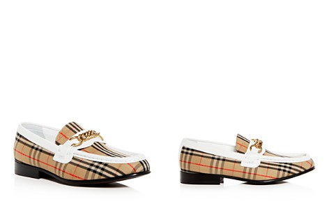 Burberry Women's Moorley 1983 Check Link Loafers - Bloomingdale's_2