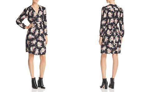 Rebecca Taylor Bouquet Floral-Silk Dress - Bloomingdale's_2