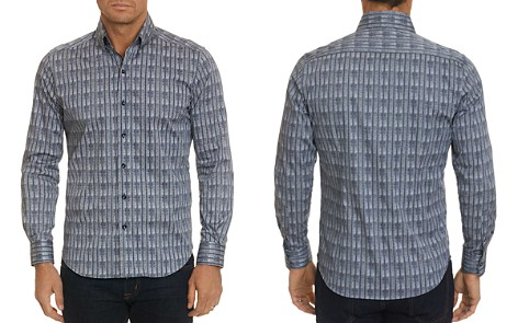 Robert Graham Banyan Tailored Fit Button-Down Shirt - Bloomingdale's_2
