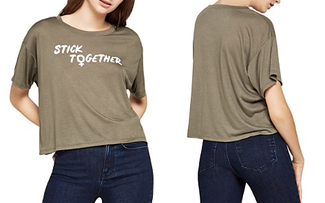 BCBGeneration Stick Together Muscle Tee - Bloomingdale's_2