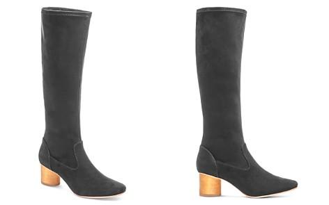 Bernardo Women's Dea Round Toe Suede High-Heel Boots - Bloomingdale's_2