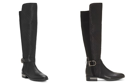 VINCE CAMUTO Women's Pordalia Quilted Leather Tall Boots - Bloomingdale's_2