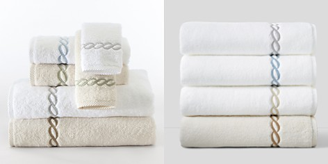 "Matouk ""Classic Chain"" Towels - Bloomingdale's_2"