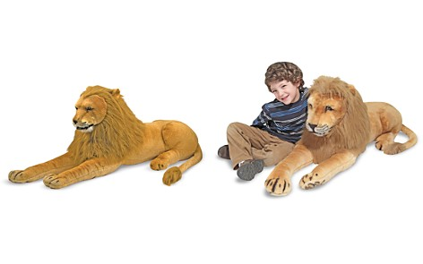 Melissa & Doug Plush Lion - Ages 3+ - Bloomingdale's_2