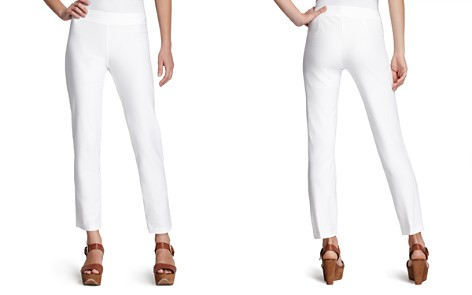 Eileen Fisher System Slim Ankle Pants - Bloomingdale's_2