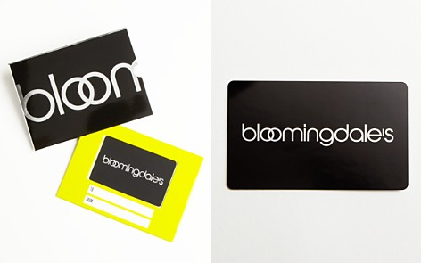 Only at Bloomingdale's Gift Card with Black Box Sleeve_2