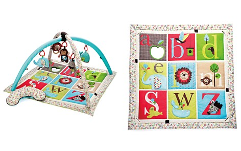Skip Hop Infant Alphabet Zoo Gym - Ages 0+ - Bloomingdale's_2