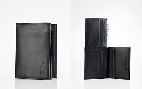 Polo Ralph Lauren Burnished Leather Window Billfold Wallet - Bloomingdale's_2