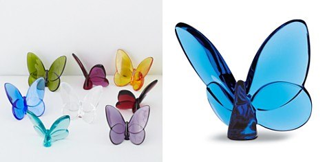 Baccarat Lucky Colored Butterfly - Bloomingdale's_2