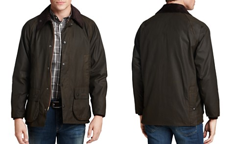 Barbour Classic Bedale Waxed Cotton Jacket - Bloomingdale's_2