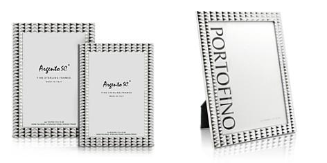 Portofino by Argento Silver Mascagni Frames - Bloomingdale's Registry_2