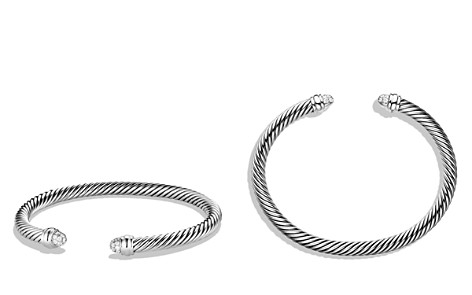 David Yurman Cable Classics Bracelet with Diamonds - Bloomingdale's_2