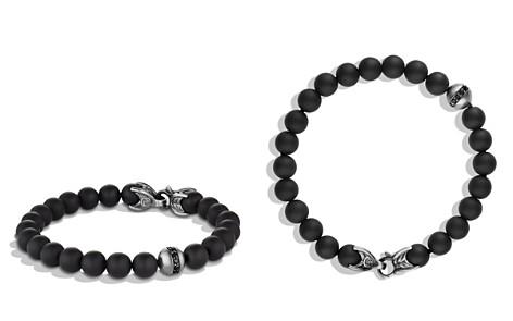 David Yurman Spiritual Beads Bracelet with Black Onyx & Black Diamonds - Bloomingdale's_2