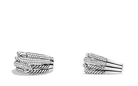 David Yurman Labyrinth Double-Loop Ring with Diamonds - Bloomingdale's_2