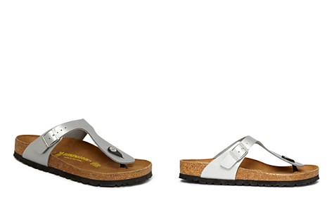 Birkenstock Flat Thong Sandals - Gizeh - Bloomingdale's_2