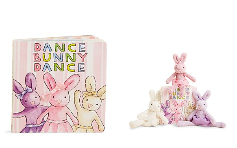 Jellycat Dance Bunny Dance Book - Bloomingdale's_2