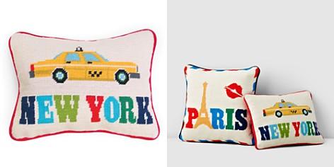 "Jonathan Adler Jet Set NYC Pillow, 9"" x 12"" - Bloomingdale's_2"