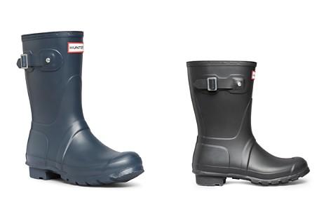 Hunter Women's Original Short Rain Boots - Bloomingdale's_2
