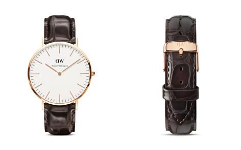 Daniel Wellington Classic York Watch, 40mm - Bloomingdale's_2