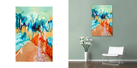 PTM Images Abstract Structure I Canvas Wall Art - Bloomingdale's Registry_2