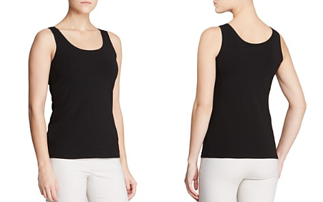 NIC+ZOE Stretch Cotton Tank - Bloomingdale's_2