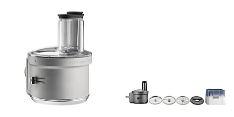 KitchenAid Food Processor Attachment with Commercial Style Dicing Kit #KSM2FPA - Bloomingdale's_2