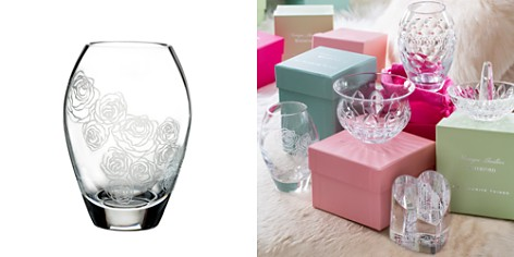 Monique Lhuillier Waterford My Favorite Things Sunday Rose Posy Vase - Bloomingdale's_2