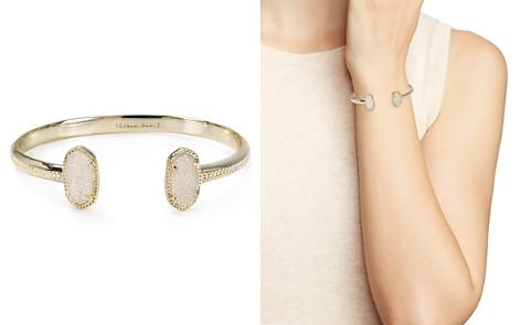 Kendra Scott Elton Drusy Cuff Bracelet - Bloomingdale's_2