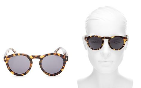 Illesteva Women's Leonard Round Sunglasses, 48mm - Bloomingdale's_2
