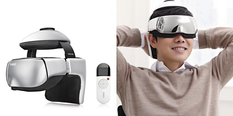 Breo Idream3 Digital Eye & Head Massager - Bloomingdale's Registry_2