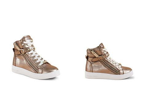 MICHAEL Michael Kors Girls' Ivy Rory Zip Up High Top Sneakers - Little Kid, Big Kid - Bloomingdale's_2