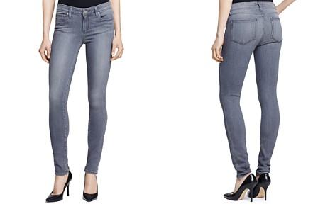 Paige Denim Silvie Transcend Verdugo Jeans in Light Grey - Bloomingdale's_2