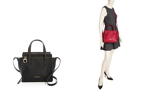 Salvatore Ferragamo New Amy Mini Leather Crossbody - Bloomingdale's_2