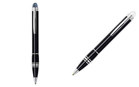 Montblanc StarWalker Platinum-Plated Precious Resin Ballpoint Pen - Bloomingdale's_2