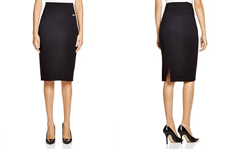 Calvin Klein Pencil Skirt - Bloomingdale's_2