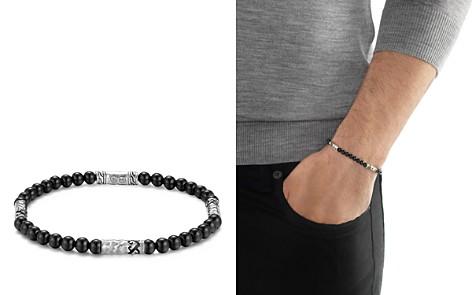 John Hardy Men's Sterling Silver Palu Multi-Station Bracelet with Black Onyx - Bloomingdale's_2