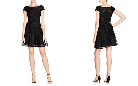 Avery G Piped Dress - Bloomingdale's_2