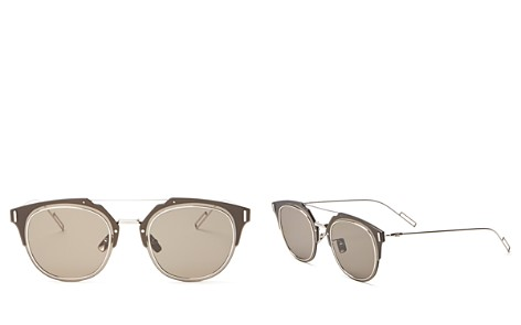 Dior Homme Men's Composit 1.0 Round Sunglasses, 62mm - Bloomingdale's_2