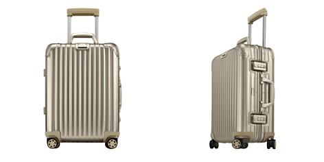 Rimowa Topas Titanium Cabin Multiwheel® IATA - Bloomingdale's_2