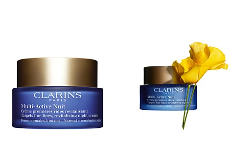 Clarins Multi-Active Night Cream, All Skin Types - Bloomingdale's_2