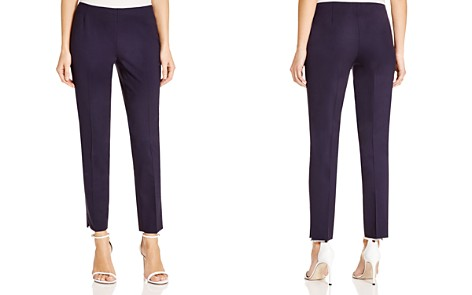 Lafayette 148 New York Stanton Slim-Leg Ankle Pants - Bloomingdale's_2
