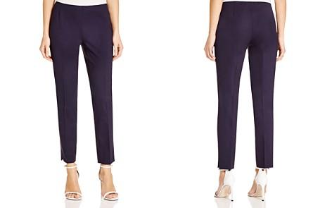 Lafayette 148 New York Stanton Slim-Leg Ankle Pants - Bloomingdale's_2