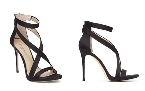 Imagine VINCE CAMUTO Devin Satin High-Heel Ankle Strap Sandals - Bloomingdale's_2