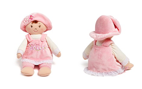"""Gund Girls' My First Dolly Plush Doll - 13"""" - Bloomingdale's_2"""
