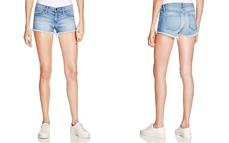 Flying Monkey Cutoff Denim Shorts in Medium Wash - 100% Exclusive - Bloomingdale's_2