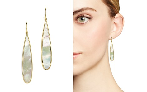 IPPOLITA 18K Yellow Gold Rock Candy® Drop Earrings with Mother-of-Pearl - Bloomingdale's_2