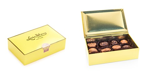Louis Sherry Canary Chocolate Truffle Box, 12 Piece - Bloomingdale's_2