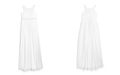 US Angels Girls' Grecian Junior Bridesmaid Dress - Big Kid - Bloomingdale's_2